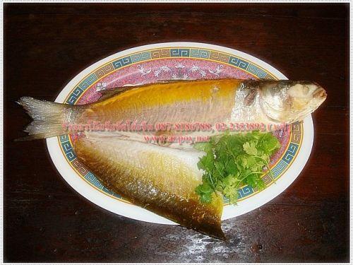 ปลาโอวฮื้อแช่เย็น